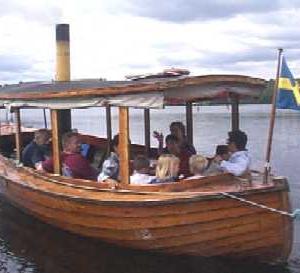 観光蒸気船