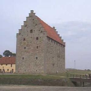 グリミンゲ城 ニルスの不思議な旅にも出てきたスコーネのお城です