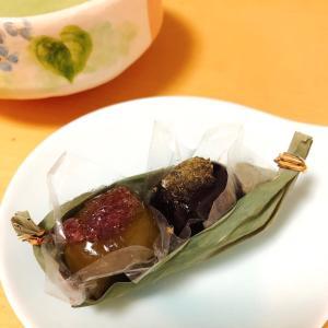 仙太郎さんの七夕菓子