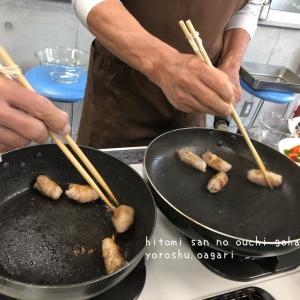 美味しくできました😊〜第53回『男のキッチン』