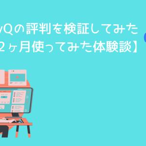 PyQの評判を検証してみた【2ヶ月使ってみた体験談】