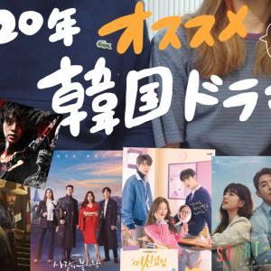 2020年!今年見たオススメ韓国ドラマを紹介レビュー【愛の不時着・スタートアップ・青春の記録・女神降臨】