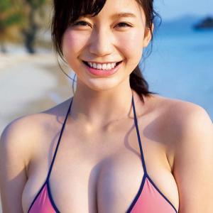 """""""リアル峰不二子""""美乳!!小倉優香"""