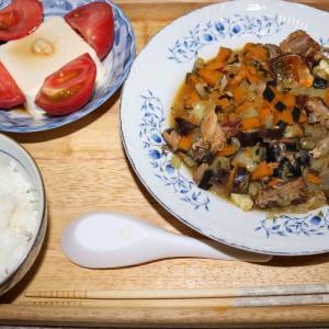 余り野菜活用簡単レシピ。お題「昨日食べたもの」「簡単レシピ」