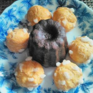 たまに食べる好きな洋菓子。ヌーヌーカヌレー♪今週のお題「好きなおやつ」