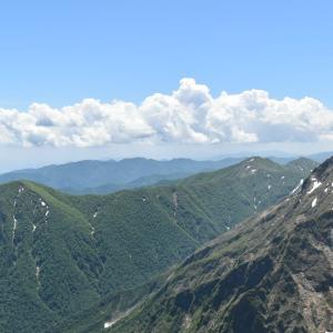 【登山記録】6月上旬、残雪の谷川岳(日本百名山、群馬・新潟、1,977m!)