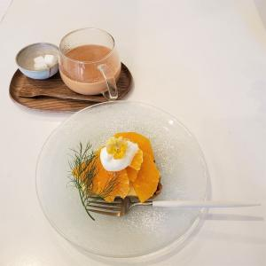 カフェ【ラ・モーヴ】のランチ