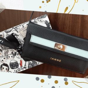 使い方色々、IANNEの万能お財布ポシェットティアラを徹底レビュー