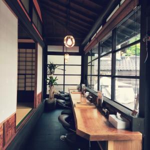 古民家カフェ。