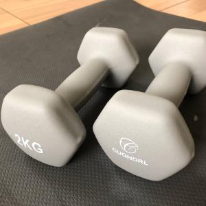 【女性向け】有酸素運動に適したダンベルの重さ