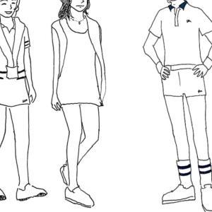 1980-90年代の大学テニスサークルの人々