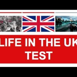 Life in the UK testでイギリスについて詳しくなろう!