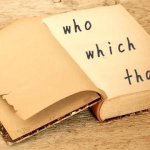 【中学英文法 総復習】 第14回 関係代名詞の基本を理解しよう!