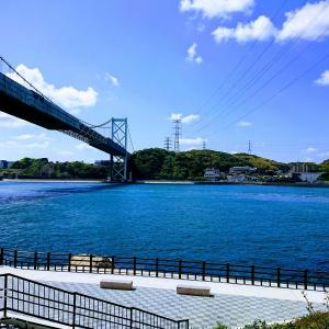 【福岡】関門海峡の午後