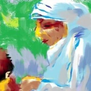 マザーテレサの言葉 Mother Teresa's words