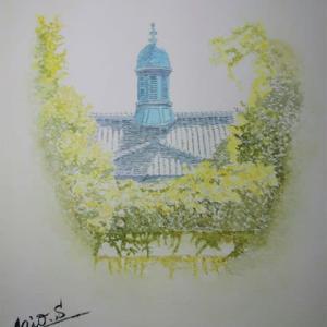 立教大学スケッチ