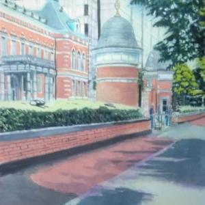 旧法務省建物