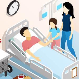 入院費っていくら?医療保険は必要?終身保険・定期保険・医療保険の疑問に答えます。