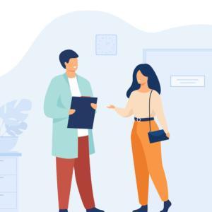 入院保険に加入予定なら定期健康診断の前にしましょう。