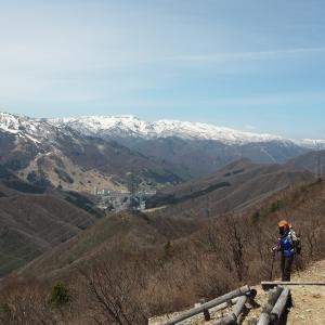 三国山*群馬新潟の県境を歩く