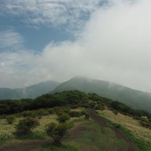 【鍋割山・荒山】赤城森林公園(荒山高原宮城口)から周回 2021・06・12