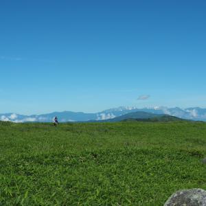 【霧ヶ峰】高原の花と野鳥散策 2021.07.17