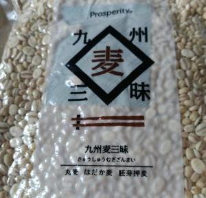 麦ご飯のおすすめ:九州麦三昧を食べた感想。アマゴモリごはんで雑穀