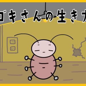 『ゴキブリ一家の生活』/質問形式【ゴキブリ目線】