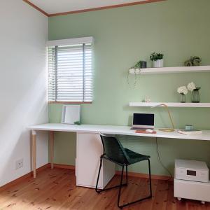 5つの作業で自室のホームオフィス空間が完成!!