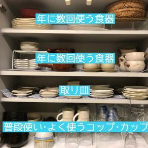 分かりやすい!取りやすい!食器が欠けない(笑)…オンライン相談のご感想