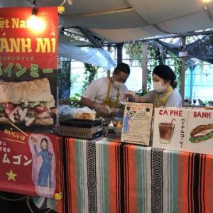 バインミーがおいしい那覇市のベトナム料理店「コムゴン」さんでバプラのカカオパウダー&ニブ購入できます!