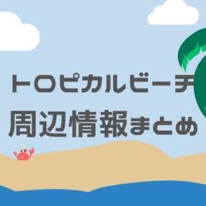 トロピカルビーチの周辺まとめ|沖縄在住ライター著