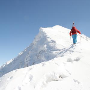 登山道を走るのは悪なのか
