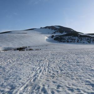 今日は滑り納め!白山へ!