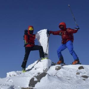 2021シーズン 山スキー総括(前編)