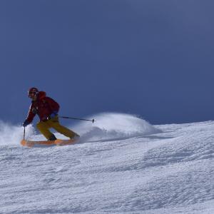 スキー界のヒーロー