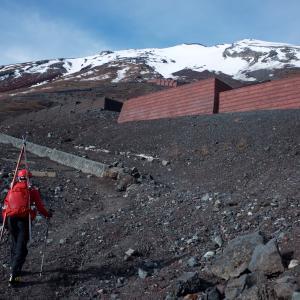 富士山の初冠雪が取り消された?