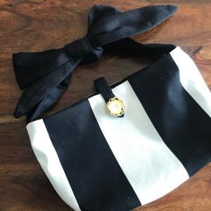 小さめ バッグの作り方 / ハロウィンのお菓子入れに! sewing projects /small bag for Halloween