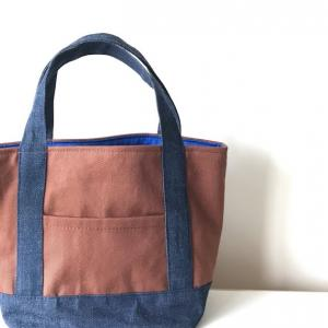 トートバッグ 作り方 / How to make a tote bag