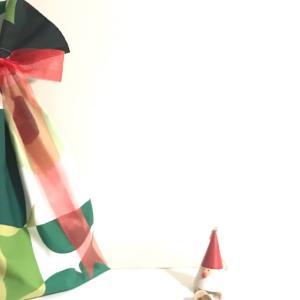 クリスマスプレゼント 布袋 Christmas gift bag