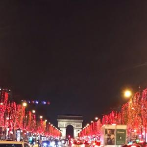 クリスマス イルミネーション 【パリ】Christmas illumination Paris 2020