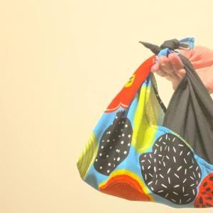 【簡単 ソーイング】 あずま袋の作り方 ハンドメイド