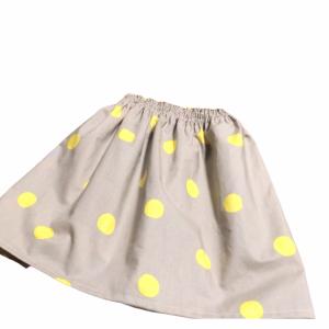 スカートの作り方 型紙不要!ジグザグミシン不要!