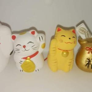 御朱印もいいけど可愛い💓招き猫のおみくじ ベスト3は これ!