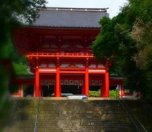 【ちはやふる】でお馴染みの 近江神宮で御朱印など拝受