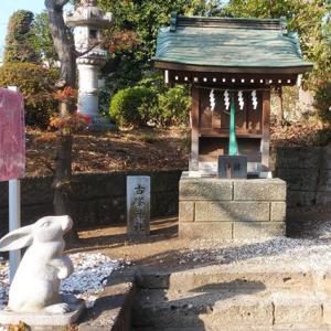久しぶりの東京神社巡り1 赤羽八幡神社