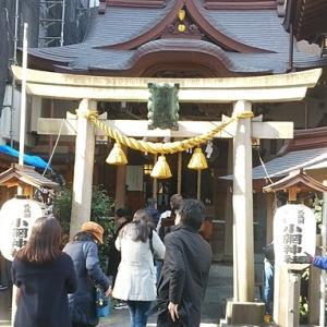 久しぶりの東京神社巡り5 小網神社