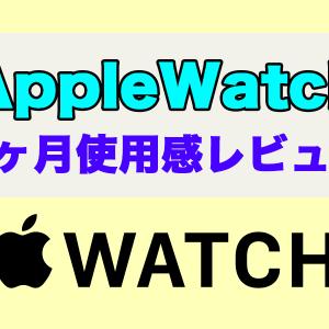 【AppleWatchシリーズ5】AppleWatch8ヶ月使用レビュー!買ってよかったこと・微妙だったこと