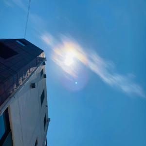 夏至の空と天照大御神♡