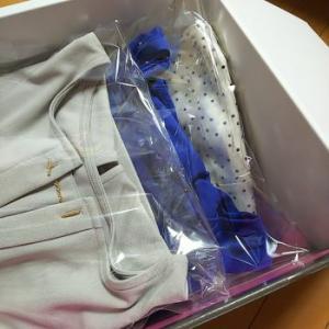 アールカワイイの夏コーデ さわやかキレイめトップスが届きました(2020年6月)